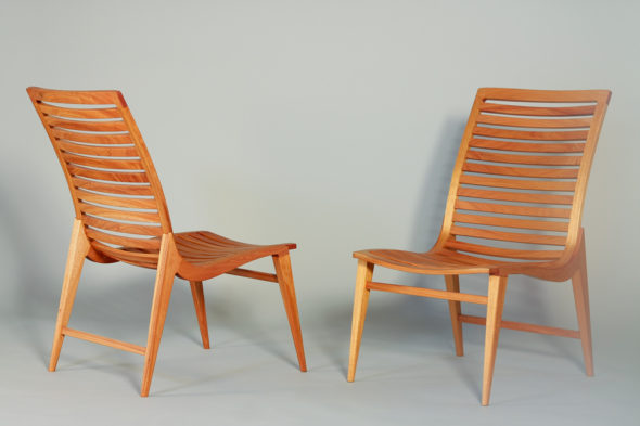 Mahogany Chairs