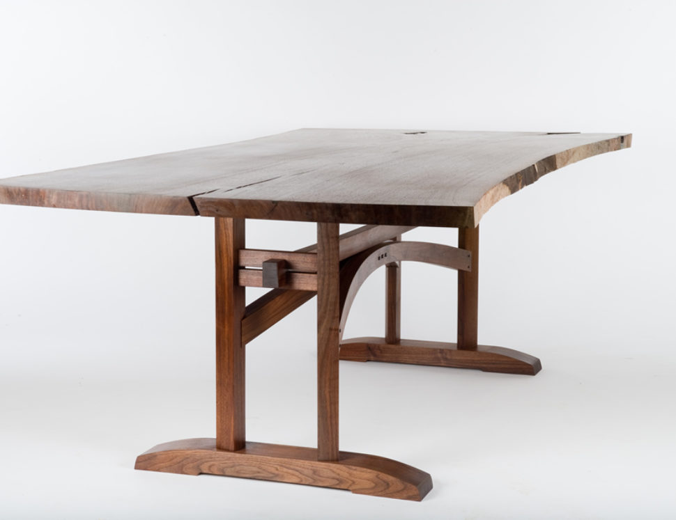 Walnut Dining Table Portfolio
