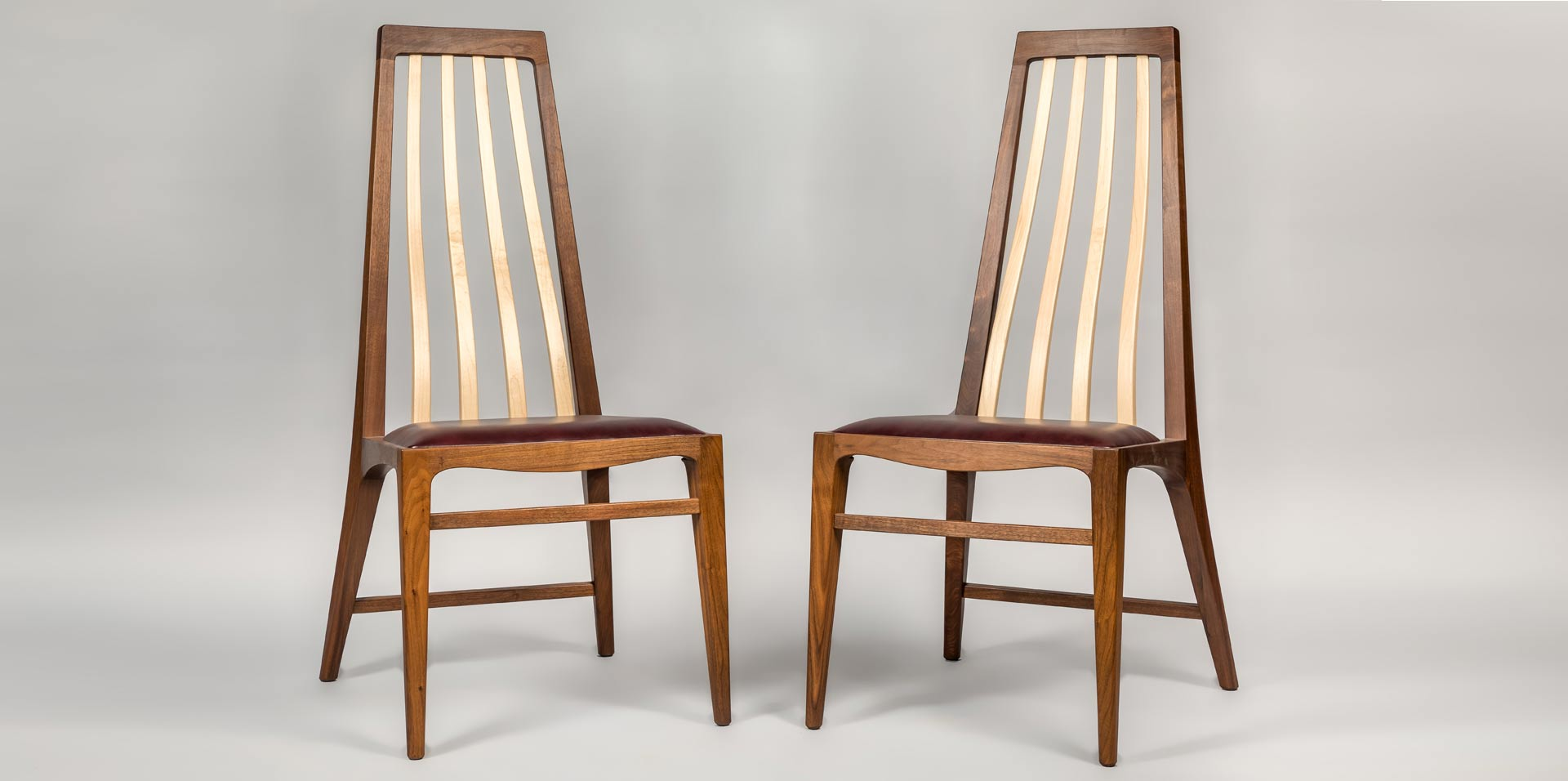 Grassroots Chairs - Walnut - Doug King Design