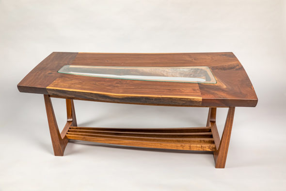 Walnut Ah-Ha Table
